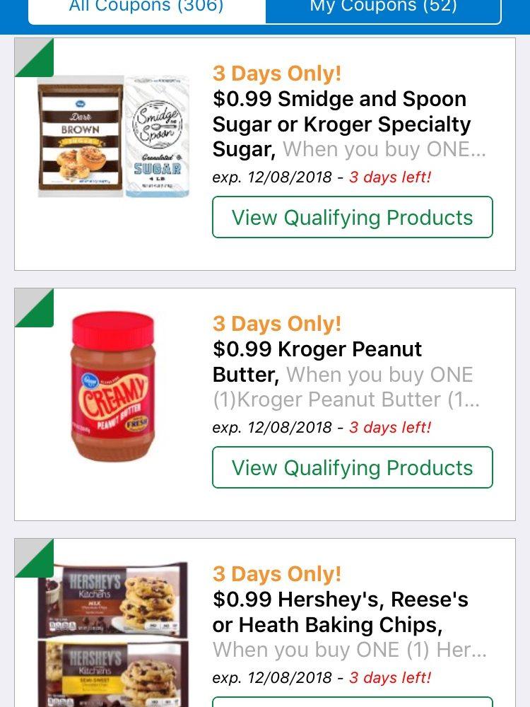 Kroger Deals Screenshot