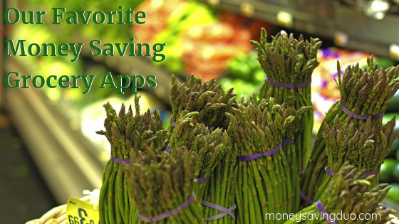 Money Saving Grocery Apps