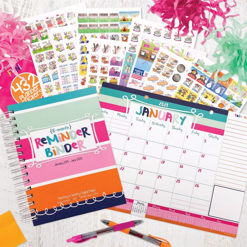 The Reminder Binder Dream Planner Bundle