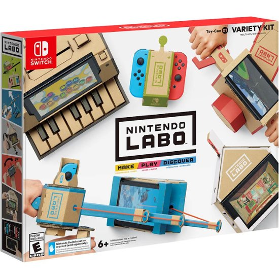 Nintendo Labo Set