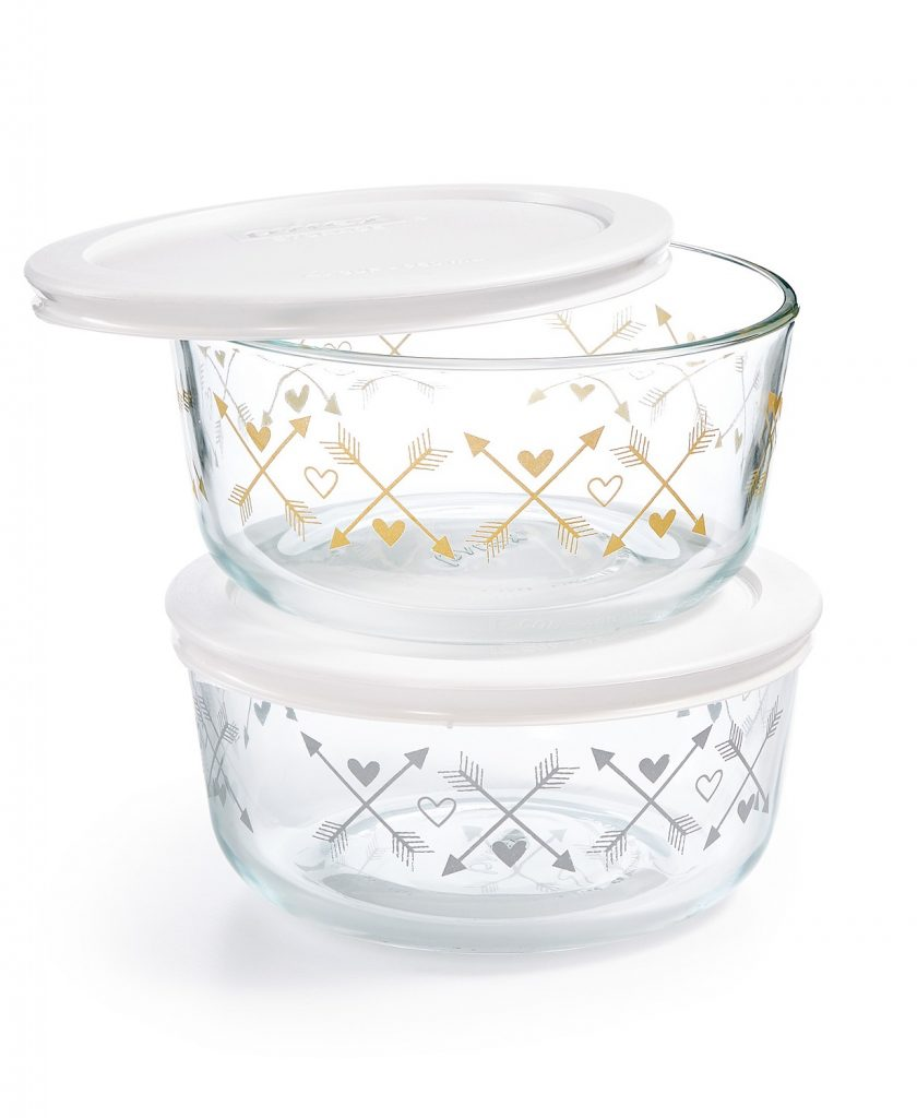 Arrow Pyrex Storage Set
