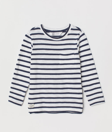 Jersey Shirt Striped