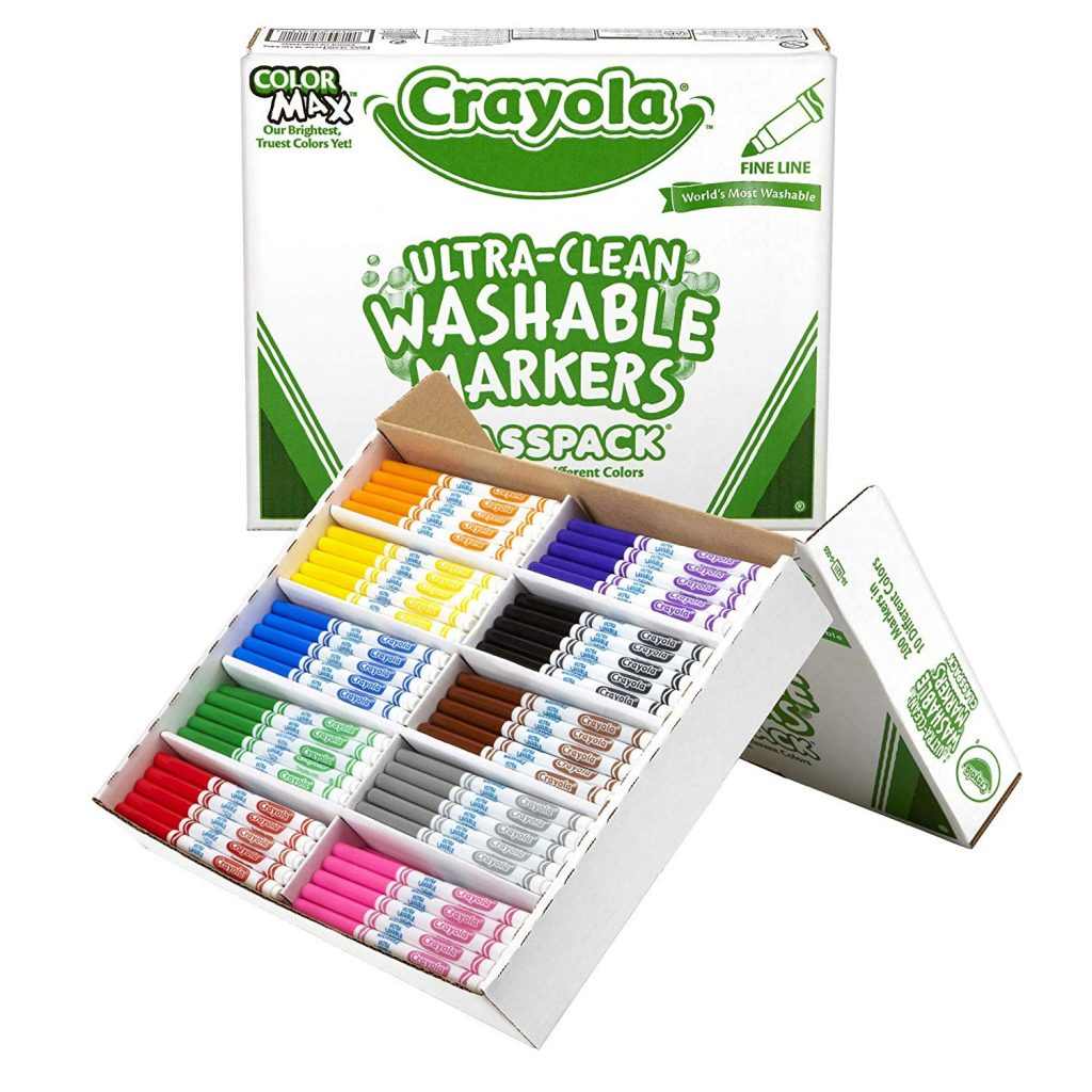Crayola Washable Markers
