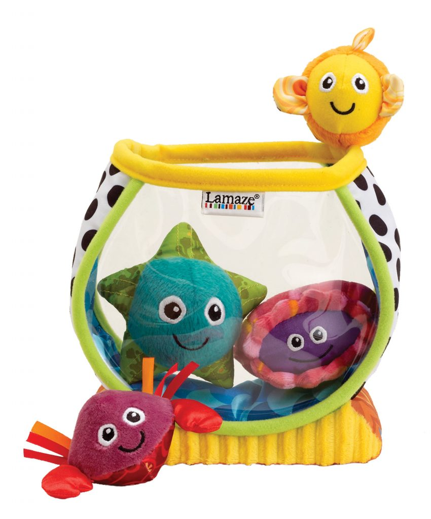 Lamaze My First Fishbowl Plush