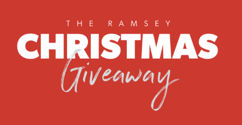 Dave Ramsey Christmas Giveaway