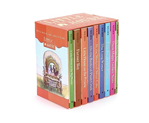 Little House on the Prairie Book Collection