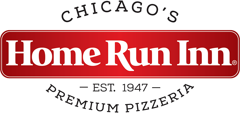 Chicago Home Run Pizza Logo