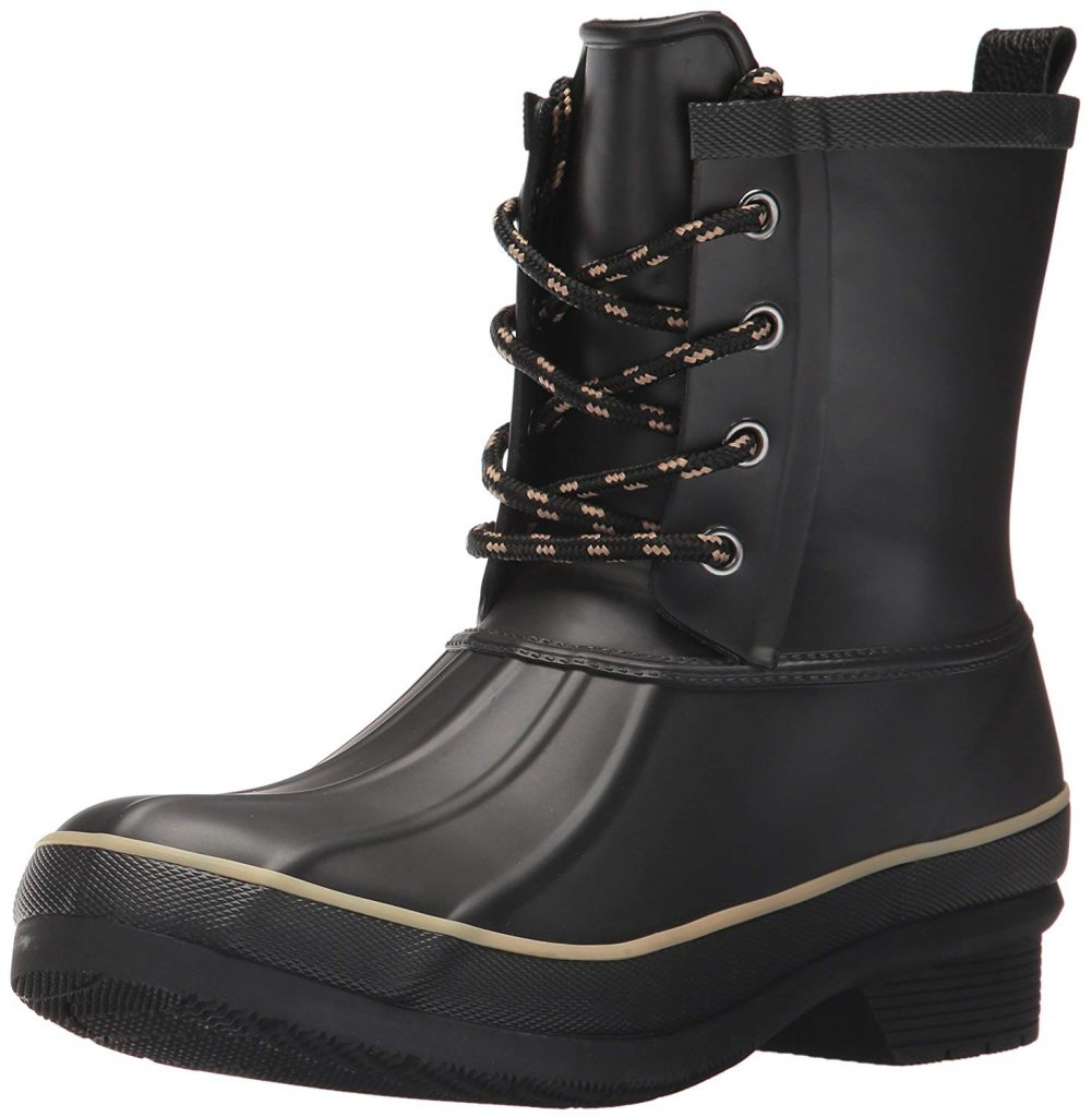 Chooka Women's Classic Memory Foam Rain Duck Boots