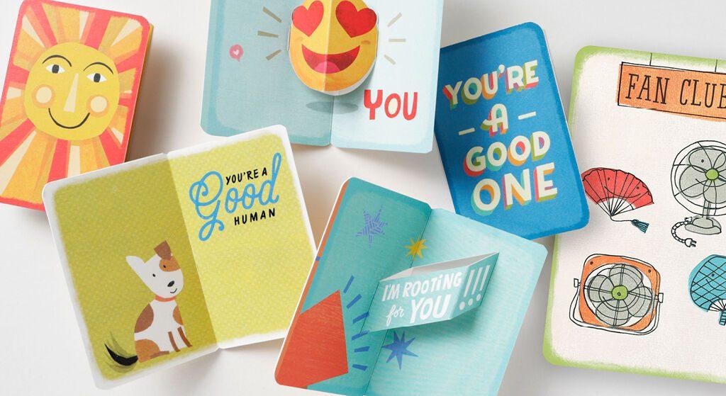 Just Because Hallmark Cards