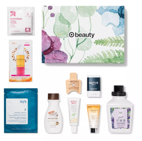 Clean Up Your Routine Beauty Box