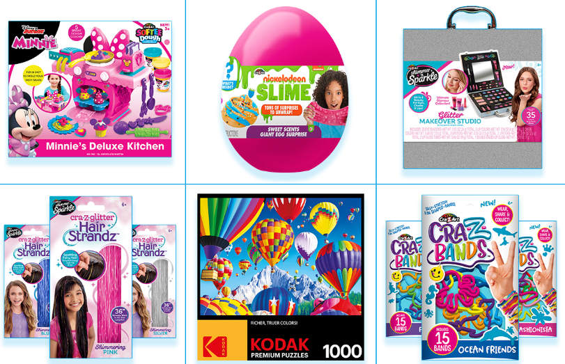 Cra-Z-Art Easter Egg-cellent Giveaway Prize Pack