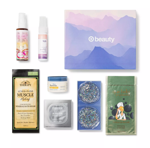 Self Love Beauty Box