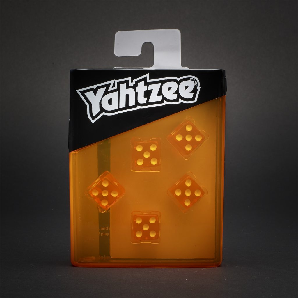 Yahtzee Neon Pop Board Game