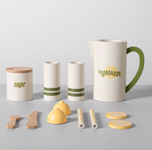 Toy Lemonade Set