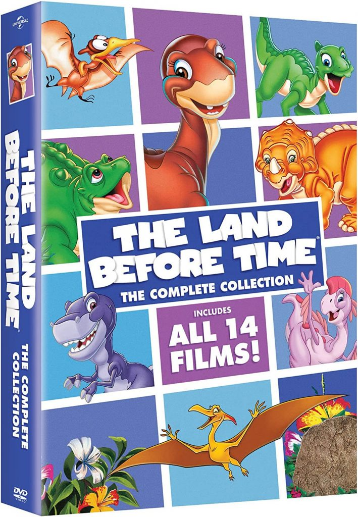 Land Before Time Complete Movie Collection