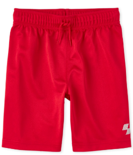 Boys PLACE Sport Knit Basketball Shorts - The Children's Place