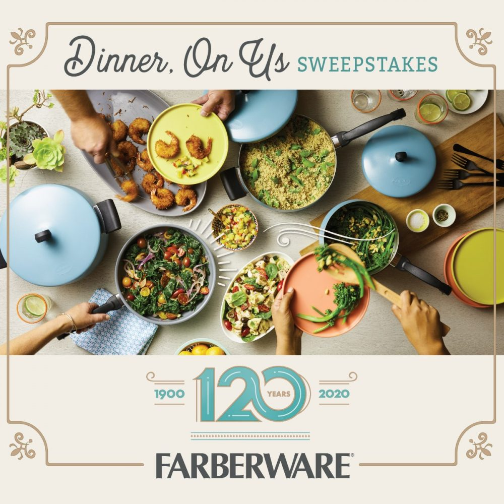 Farberware 120th Anniversary