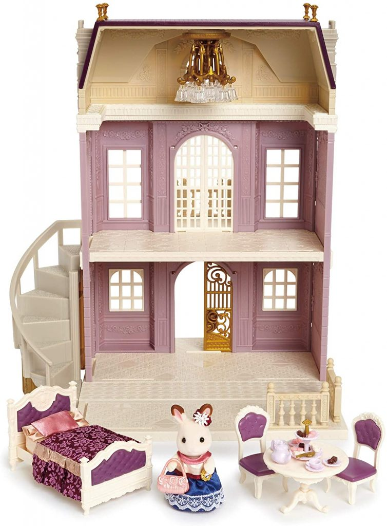 Calico Critters Elegant Town Manner Gift Set